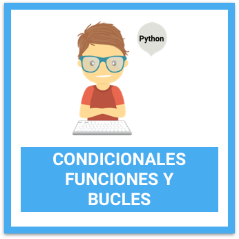 python español condicionales funciones y bucles