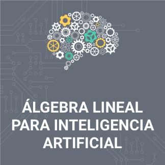 algebra lineal para inteligencia artificial