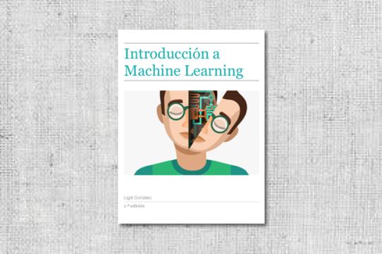 Libro Gratis Introducción a Machine Learning