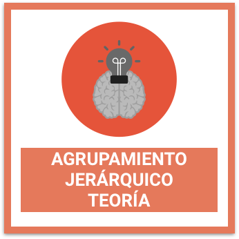 agrupamiento jerarquico clustering machine learning