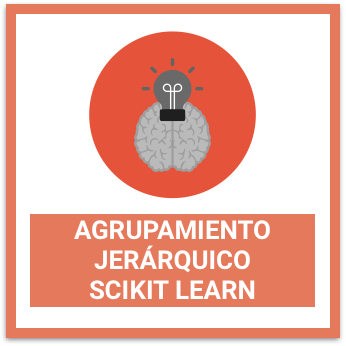 agrupamiento jerarquico clustering python machine learning