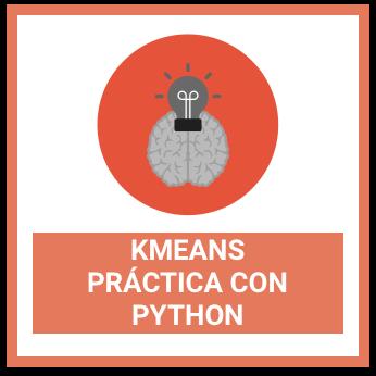 agrupamiento kmeans practica con python