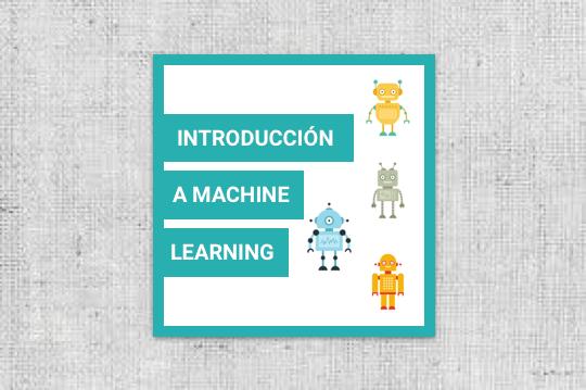 curso introducción a machine learning