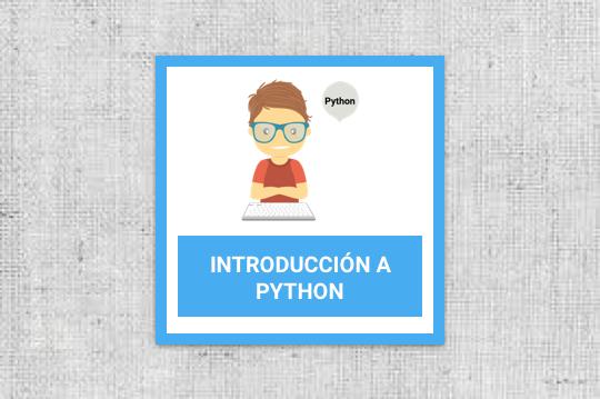 curso introducción a python