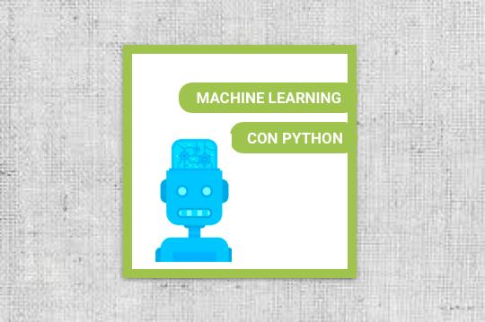 curso machine learning con python